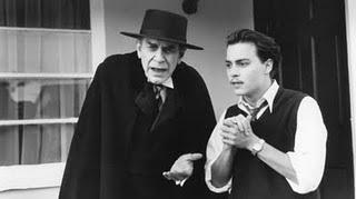 Bela Lugosi y Ed Wood