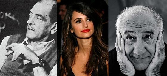 Buñuel, Cruz y Landa