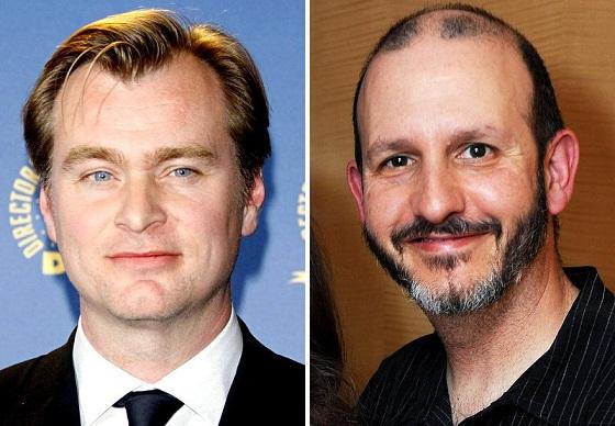 Christopher Nolan y Keith Gordon