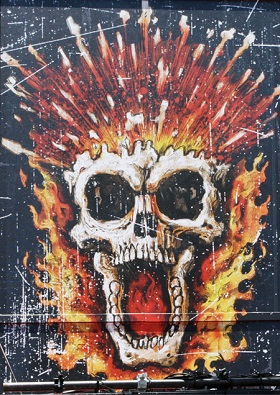 Ghost Rider: Spirit of Vengeance en la Comic-Con