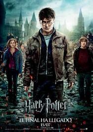 Harry Potter y las Reliquias de la Muerte: Parte 2 (Poster)