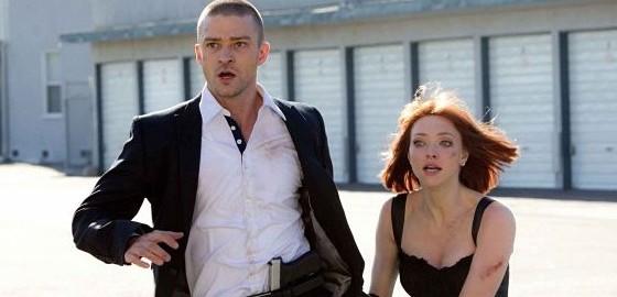 In Time / Justin Timberlake and Amanda Seyfried