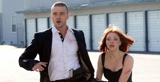 In Time / Justin Timberlake and Amanda Seyfried