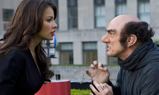 Sofia Vergara y Hank Azaria