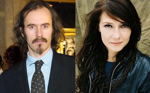 Stephen Dillane y Carice van Houten