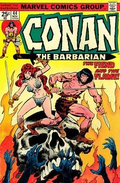 Conan el Bárbaro (el cómic)