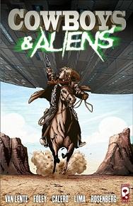 Comic de Cowboys & Aliens