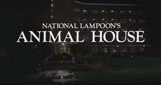 Desmadre a la Americana (Animal House)