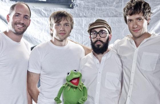 OK Go y la Rana Gustavo