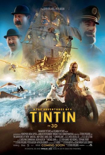 Tintin: El Secreto del Unicornio