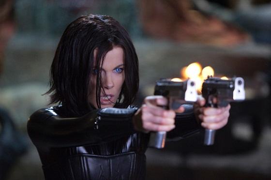 Kate Beckinsale en Underworld: Awakening