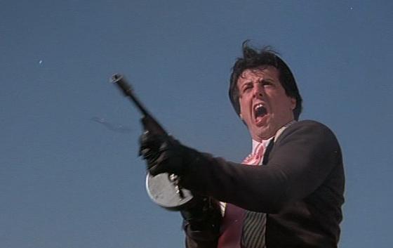 Sylvester Stallone en Death Race 2000
