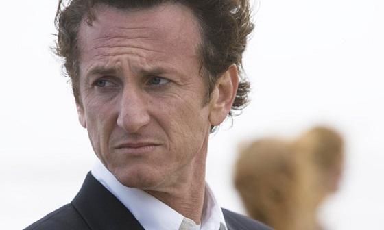 Sean Penn en El Árbol de la Vida