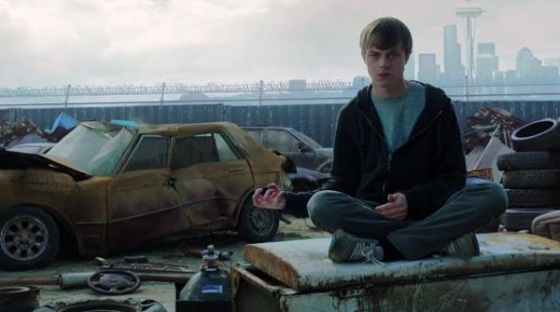 Dane DeHaan en Chronicle