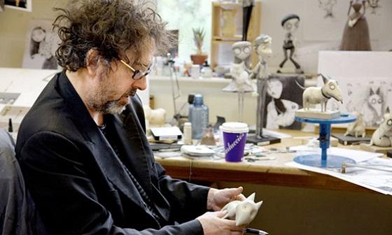 Tim Burton prepara Frankenweenie