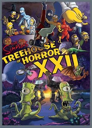 Halloween XXII en Los Simpson