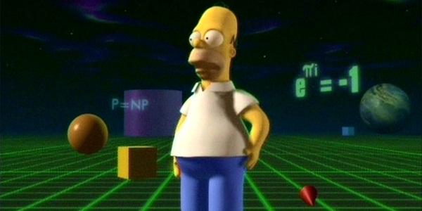 Homer al Cubo