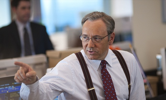 Kevin Spacey en Margin Call