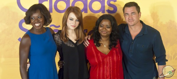 The Help - Emma Stone - Photocall