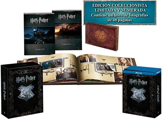 Harry Potter - La Colección Completa