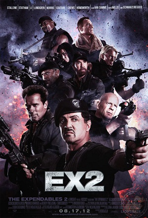 Los Mercenarios 2 - The Expendables 2