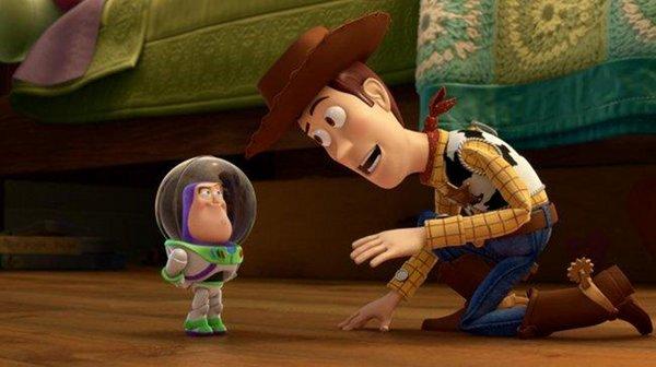 Toy Story - Pequeño gran Buzz