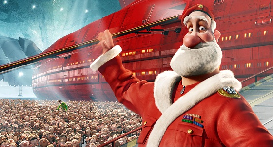 Arthur Christmas - Santa (Jim Broadbent)