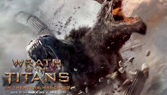 Ira de Titanes - Wrath of the Titans