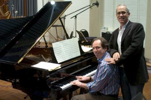 James Newton Howard y Hans Zimmer