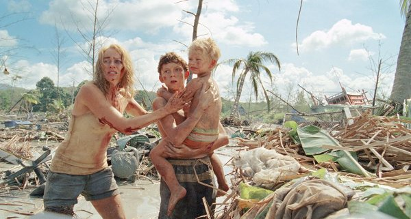 Lo imposible / Naomi Watts