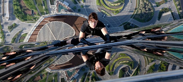 Tom Cruise en Mission: Impossible - Ghost Protocol