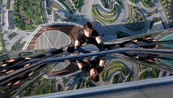 Mission: Impossible - Ghost Protocol / Tom Cruise