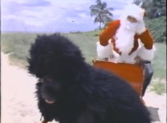 El hombre-gorila de Santa and the Ice Cream Bunny