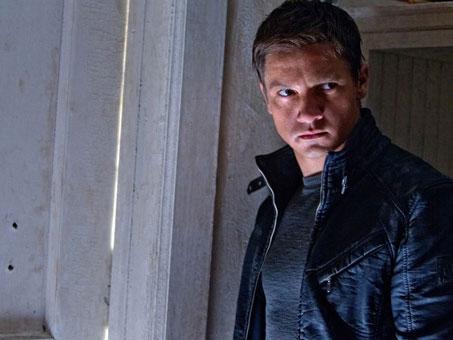 Jeremy Renner en The Bourne Legacy