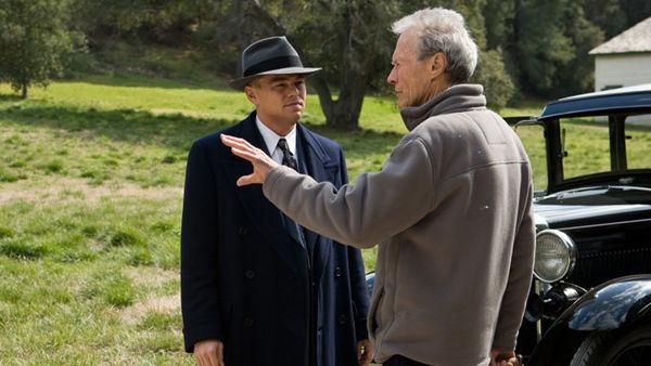 Clint Eastwood y Leonardo DiCaprio