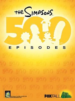 Los Simpson, capítulo 500