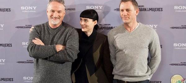 Millennium / David Fincher, Rooney Mara and Daniel Craig