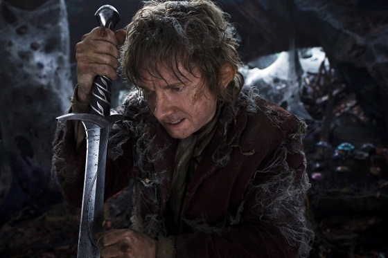 Martin Freeman como Bilbo Bolsón en El Hobbit: Un Viaje Inesperado