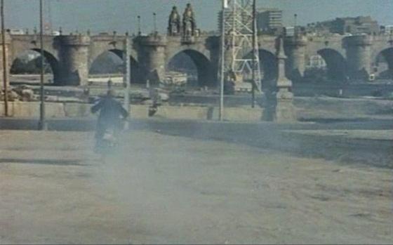 El Puente de Segovia en ... y si no, nos enfadamos