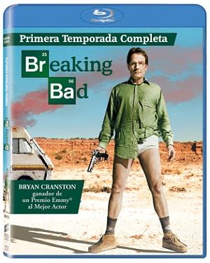 Breaking Bad - Temporada 1 en Blu-Ray