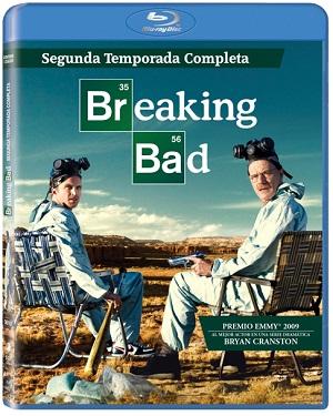 Breaking Bad - Temporada 2 en Blu-Ray