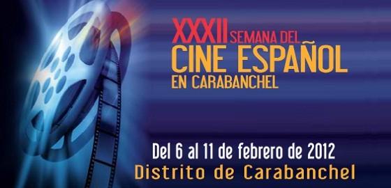 XXXII Semana del Cine Español en Carabanchel
