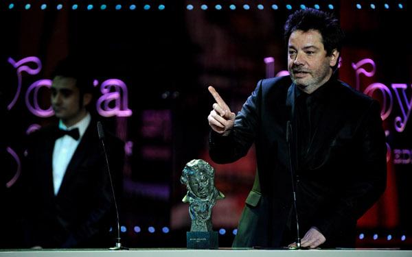 Goya 2012 / Enrique Urbizu