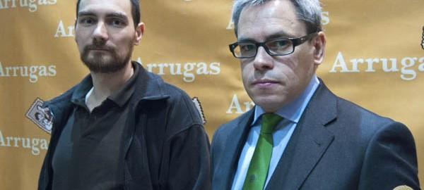 Arrguas - Wrinkles / Ignacio Ferreras and Manuel Cristóbal