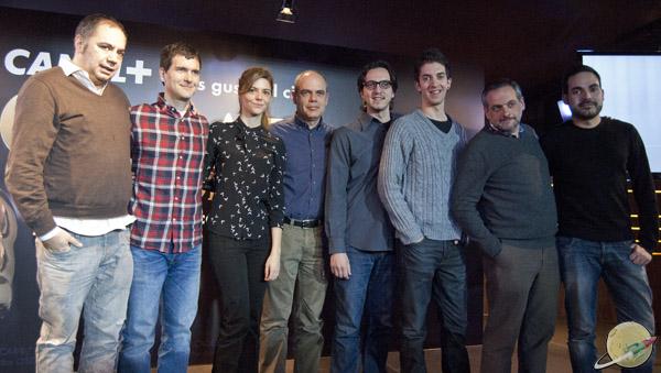Canal + con los Oscar / Manuela Velasco, David Broncano, Carlos Marañón, Pepe Colubi