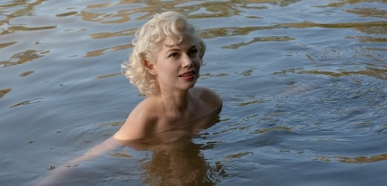 My week with Marilyn / Michelle Williams