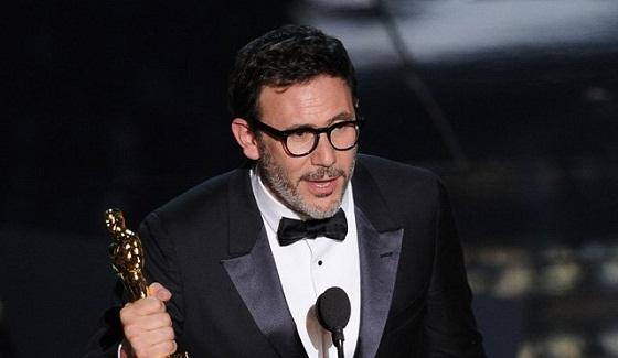 Michel Hazanavicius recoge el Oscar a Mejor Director
