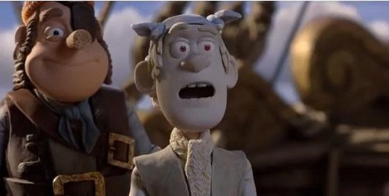 El Pirata Albino - Albino Pirate