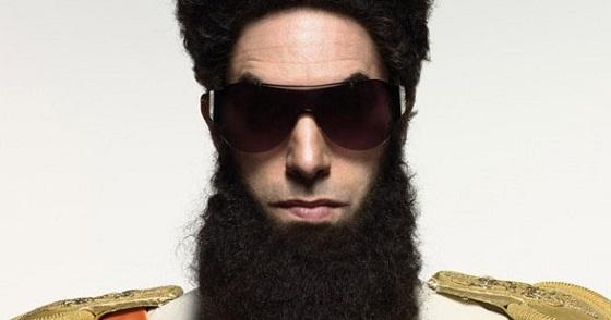 Sacha Baron Cohen en El Dictador (The Dictator)