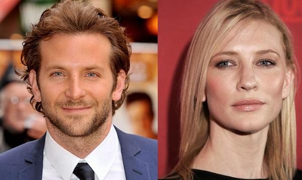 Bradley Cooper y Cate Blanchett
